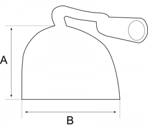 Мотыга чертеж
