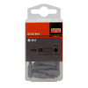 Стандартные биты для отверток XZN, 25 мм упаковка