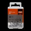 Торсионные биты из нержавеющей стали для отверток Phillips, 25 мм упаковка