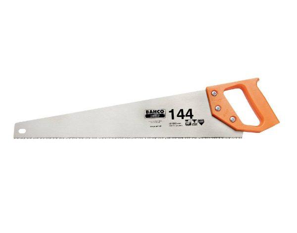 Ножовка универсальная для работы по дереву, ламинату, пластику, алюминию