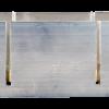 Стусло алюминиевое с основанием из ДСП