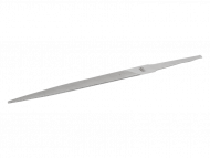 Напильник пазовый, промышленная упаковка, без ручки