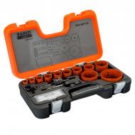 Наборы биметаллических кольцевых пил Sandflex 3834-SET-53