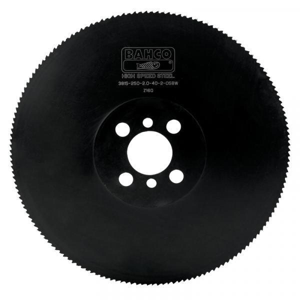 Пилы из быстрорежущей стали для резки металла и легких металлоконструкций 3815-40-2