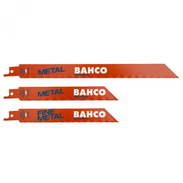 Набор биметаллических полотен для сабельных пил по металлу 3940-METAL-SET-5P