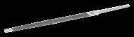 Напильник заостренный сверхтонкий, промышленная упаковка, без ручки 4-187-0