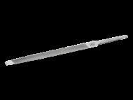 Напильник заостренный тонкий, промышленная упаковка, без ручки
