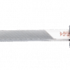 Напильник заостренный сверхтонкий, индивидуальная упаковка, с рукояткой ERGO™ 4-187-2