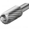 Бор-фрезы из быстрорежущей стали с цилиндрической головкой HSSG-С-S