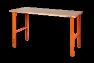 Верстак с регулировкой высоты, деревянная столешница 1495WBAH-TW