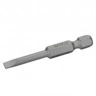 Стандартные биты для отверток под винты со шлицем, 50 мм 59S/50