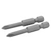 Стандартные биты для отверток Phillips, 50 мм 59S/50PH