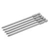 Стандартные биты для отверток Phillips, 125 мм 59S/125PH