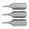Стандартные биты для отверток под винты с шестигранной головкой