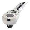 Механический регулируемый щелчковый динамометрический ключ с градуированной шкалой 7455-1500