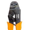 Клещи обжимные для клемм с храповым механизмом CR W 01