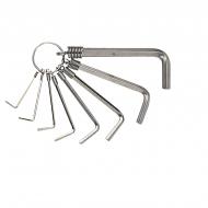 Шестигранные ключи IRIMO